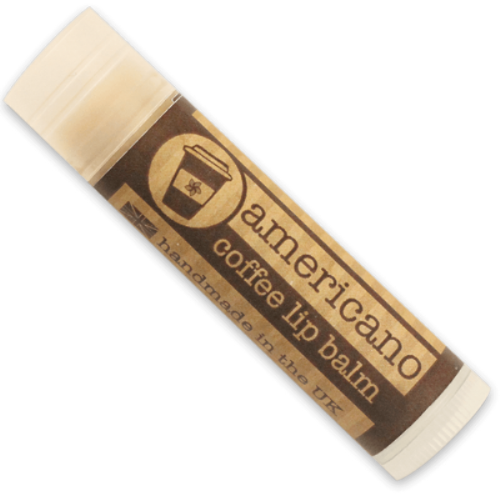 Americano Natural Beeswax Lip Balm 4ml
